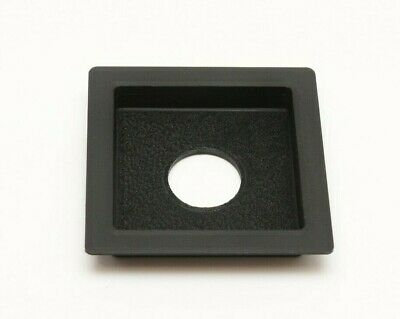 Lens Board 110x110mm Recessed 17mm copal #0 for Toyo view 45CF, 45A,AR,AII, AX