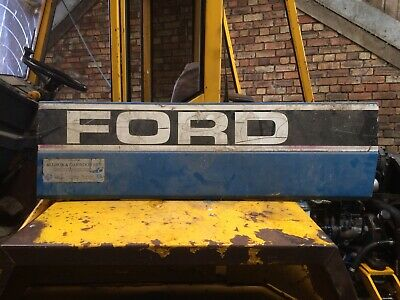 Ford TW15 / 8630 Panel