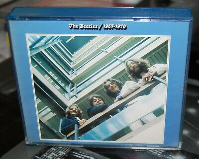 """The Beatles.  """"The Beatles / 1967-1970""""  2Cd  Uk . Nm Cond."""