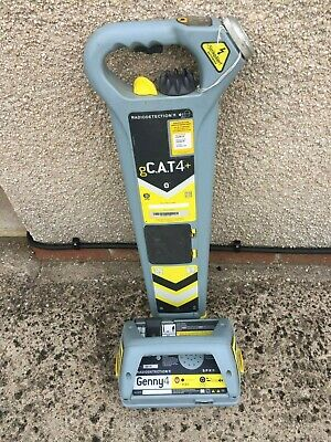 Radiodetection gCAT 4+ Locator Cable Avoidance Tool and Genny 4, Cal to 04/20