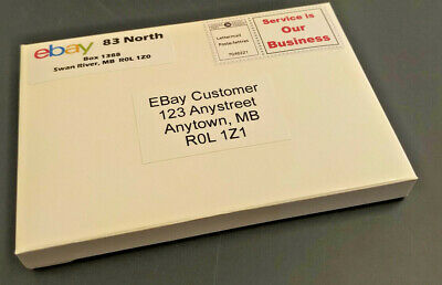 Low Cost Canada Post Compatible Shipping Box for Discount Ebay Sellers
