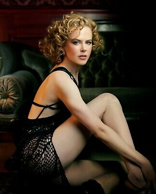 Nicole Kidman 8X10 Glossy Photo Picture