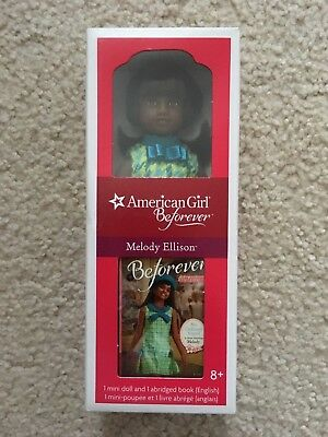 American Girl Mini Doll Melody Ellison Beforever Brand New Sealed with mini book