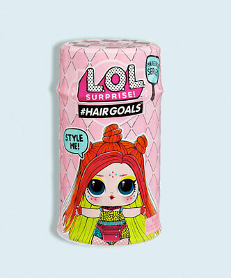 LOL Surprise Doll HairGoals WAVE 2 Makeover Series 5 Authentic, IN HAND, Sealed
