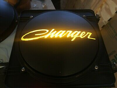 Dodge Charger Novelty Man Cave Traffic Signal Stop Light