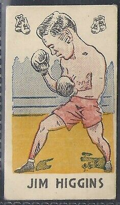 Baytch-Fighting Favourites-#29- Boxing - Jim Higgins