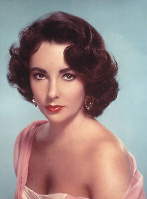 Elizabeth Taylor 8X10 Glossy Photo Picture Image #2