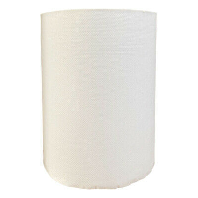 TORK PAPER HAND TOWEL ROLLS MULTI-PURPOSE KITCHEN INDUSTRIAL WHITE BULK 90m