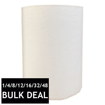 1/4/8/12/16/32/48 x TORK PAPER HAND TOWEL ROLLS MULTI-PURPOSE 1 PLY KITCHEN 90m