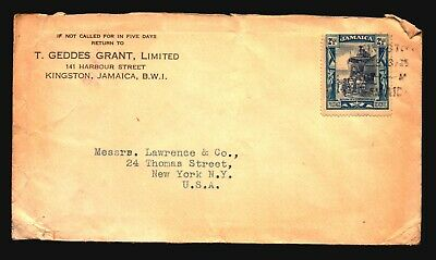 Jamaica - 3 1920s Commercial Covers (See Image For Condition) - Z15965
