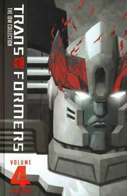 Transformers Idw Collection Phase Two Volume 4 by Alex Milne 9781631407154