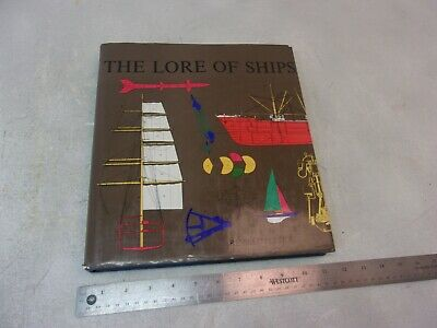 The Lore of Ships by Tre Tryckare 1984 Crescent  Books Edition
