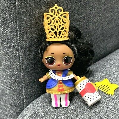Color Change Real LOL Surprise Dolls Her Majesty Hair Goals  Doll Toys Girl Gift