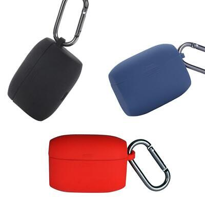 For Jabra Elite Active 65t Earphone Full Protective Silicone Case Cover Pouch