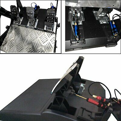 THROTTLE/BRAKE/CLUTCH PEDAL DAMPING Controller For