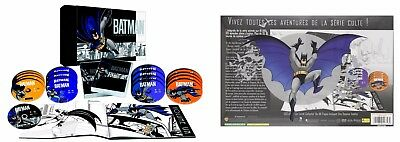 DVD BATMAN THE COMPLETE ANIMATED TV SERIES 109 EPISODES LIMITED EDITION Region 2