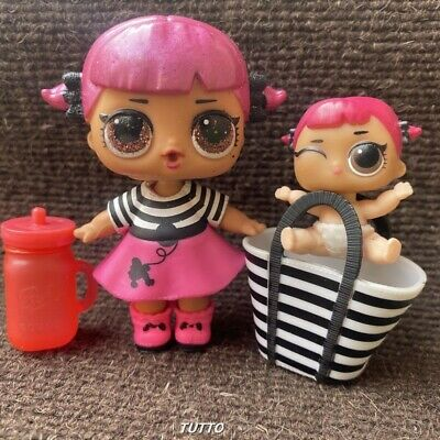 LOL Surprise CHERRY Glam Glitter Series 2 with Pet Toy Collection Dolls