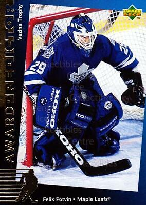 1994-95 Upper Deck Predictor Hobby Exchange Gold #28 Felix Potvin