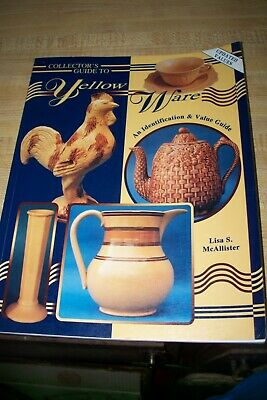 yellow ware collectors guide