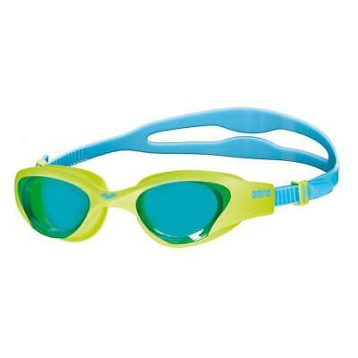 Arena The One Junior Goggles - Blue / Lime / Blue