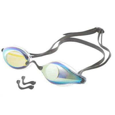 Aquarapid Racing Mirrored Goggles - Silver