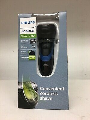 Philips Cordless Shaver 2100 Brand New Ships Free