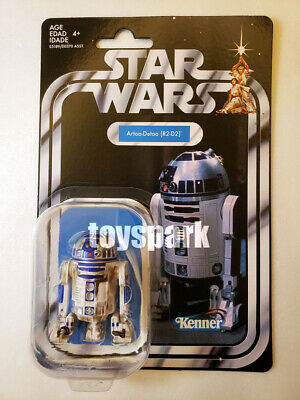 "Star Wars 3.75"" The Vintage Collection VC149 A New Hope Last Jedi R2-D2 figure"