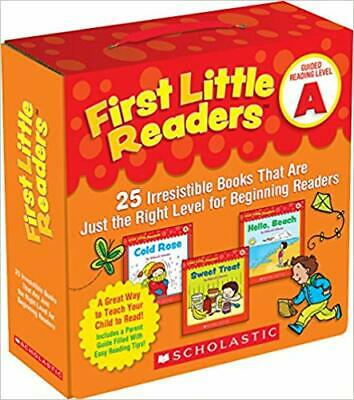 First Little Readers Parent Pack: Guided Reading Level A: 25  PAPERBACK 2010
