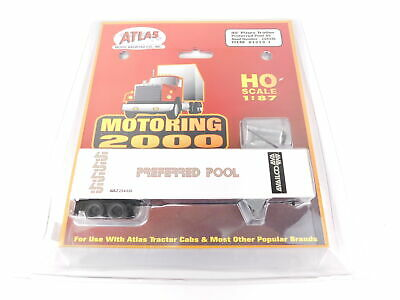Atlas  #BLMA4554 Thermo King Reefer Unit For Trailers /& Freight Cars HO-Scale