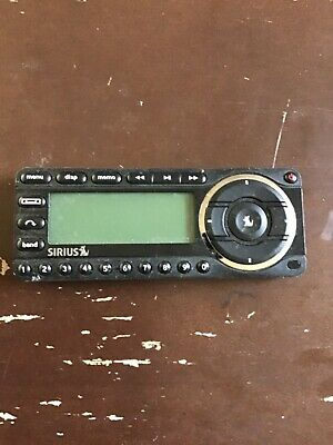 Sirius Starmate 5 Satellite Radio Receiver Only