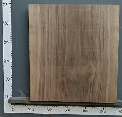Luthier Tonewood Walnut Single Piece Guitar Body Blank Hardwood Timber 0088