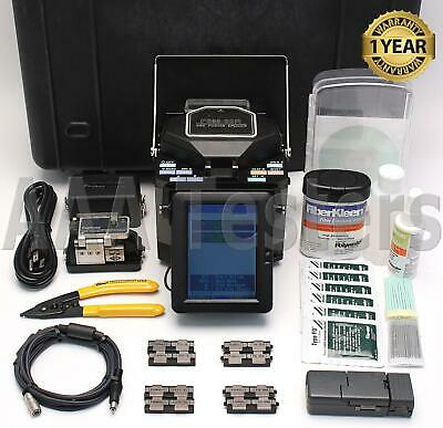 Fujikura FSM-30R12 SM MM Single & Ribbon Fiber Fusion Splicer w/ Cleaver FSM-30R
