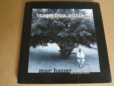 Marc Hauser Photo Book Images from Within Confronitng Mental Illness  Exc Cond!