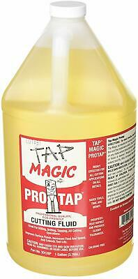 Tap Magic 30128P Protap Biodegradable Fluid with Spout Top, 1 gallon (Pack of 2)