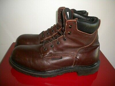b855c3bb2f1 RED WING SAFETY Toe Work Boots 2406 - $51.00 | PicClick