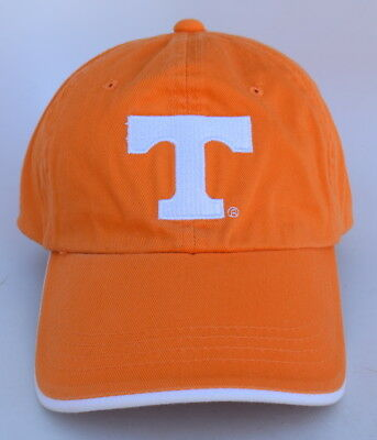size 40 35e50 4f2ff NCAA TENNESSEE VOLS Volunteers Adjustable Strapback Baseball Cap Hat