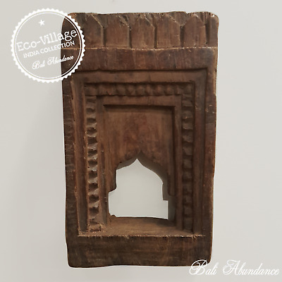 Indian Vintage Temple Frame 20J - Eco Village Collection
