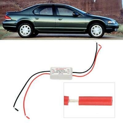 Vehicle Car GS-200A LED Brake Stop Light Strobe Flash Module Controller 12-85V