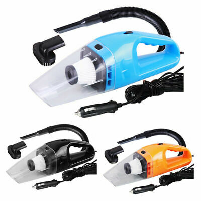 12V 120W Portable Car Vacuum Cleaner Wet and Dry Handheld Car Cleaner Suction
