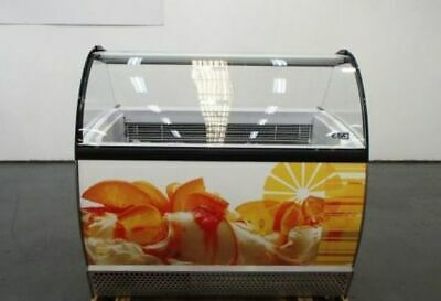 """""""NEW IN BOX"""".ISA ISABELLA...COMMERCIAL ICE CREAM FREEZER.Model: LX10 rrp $8000+."""