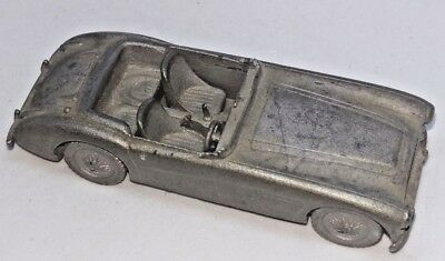 Austin Healey 3000 MKIII 1965 Pewter Danbury Mint Collectable.
