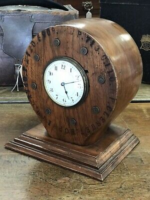 Sopwith Camel Propeller Hub Mess Clock