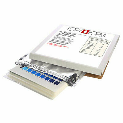 25x EDIBLE ICING SHEETS FOR PRINTING - Decor Paper Plus Sheets A4