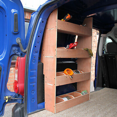 Monster Racking Citroen Berlingo II SWB Van Rack
