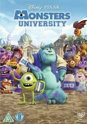 Monsters University [DVD] By John Goodman,Billy Crystal.
