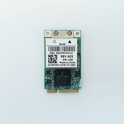 DRIVERS UPDATE: HP BROADCOM WIRELESS 1390 WLAN MINI-PCI CARD