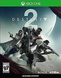 New Activision Video Game Destiny 2 Standard Edition Xbox One !