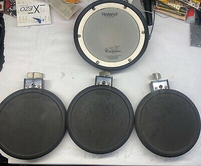 Roland Vdrum Pad - PDX-8 and 3 PD-8A