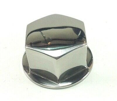 "NEW Marine Hardware Heavy Duty Steering Wheel Nut 1/2""-20 SSSWNUT0.500-20"