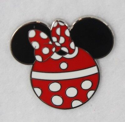 Disney Parks Pin 86553 Mickey Mouse Icon Mystery Pouch Minnie Mouse